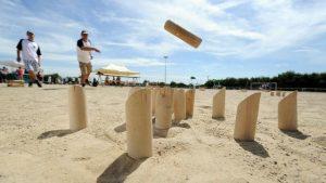 jeux ete molky sable